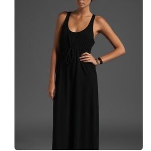 "michael stars ""tie racer maxi dress"""
